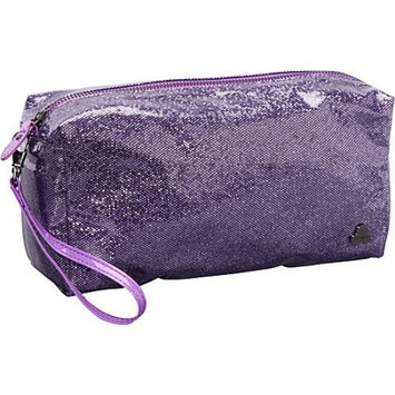 Clava Jazz Glitter Large Cosmetic/Travel Case