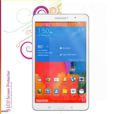 roocase Samsung Galaxy Tab S 8.4 Screen Protector - Ultra HD Plus Premium High Definition Film for 8.4-Inch 8.4
