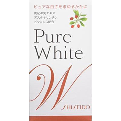 Shiseido Pure White W For Shiny Skin Tablets