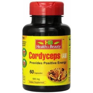 Health & Beauty Cordyceps AM Capsules, 60 Count