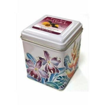 Hawaiian Tea Passion Fruit French Vanilla Gift Tin