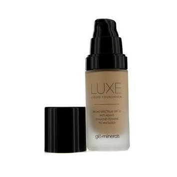 Glominerals Luxe Liquid Foundation Spf 15 Brulee 30Ml/1Oz