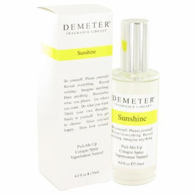 Demeter for Women by Demeter Sunshine Cologne Spray 4 oz