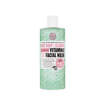 Soap & Glory Face Soap and Clarity 3-in-1 Daily Detox Vitamin C Facial Wash