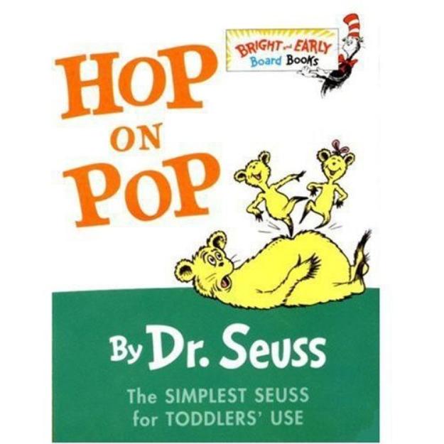 Hop on Pop (Board)