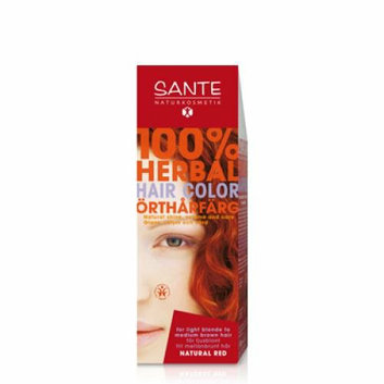 Sante Herbal Hair Color Natural Red 3.5 oz