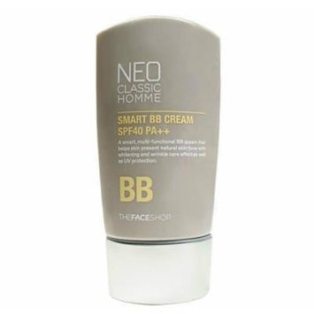 [The Face Shop] TFS Neo Classic Homme Smart Bb Cream Spf40 Pa++ 45ml