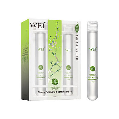 Wei East Mung Bean Sprout Stress-Relieving Soothing Mask