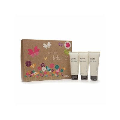 AHAVA Natural Delights Gift Set ($40 Value)