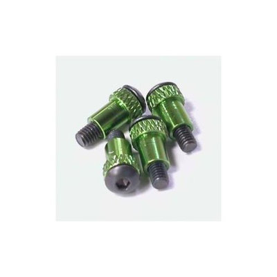 Integy Aluminum King Pins 4 pcs C22911G, Axial AX10