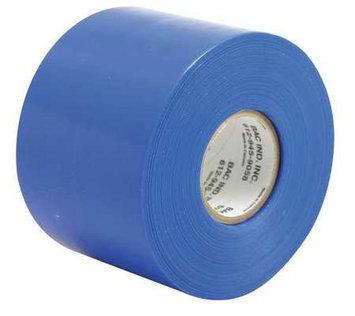 BAC INDUSTRIES TB108 Tarp Tape, W 3 In, L 36 Yd, Blue