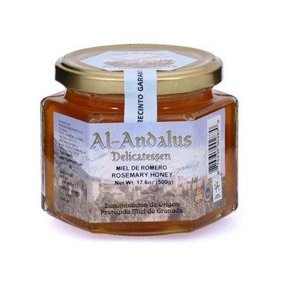 Hot Paella Certified Origin Rosemary Blossom Honey from Granada - Small