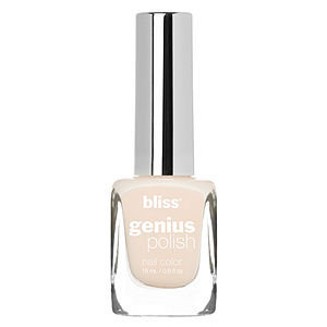 Bliss Color Genius Polish Nail Color, In This Day And Beige, .5 oz