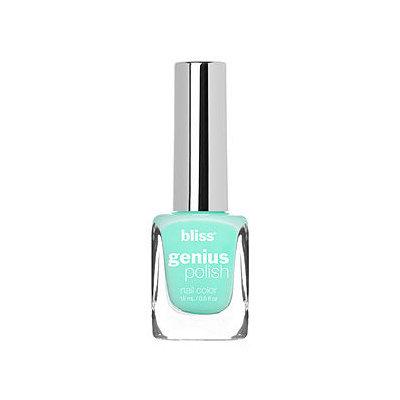 Bliss Color Genius Polish Nail Color, Take A Mint, .5 oz