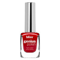 Bliss Color Genius Polish Nail Color, All I Want For Crimson, .5 oz