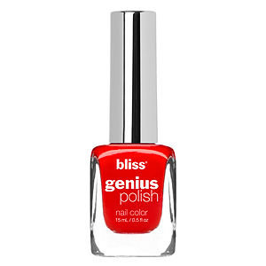 Bliss Color Genius Polish Nail Color, Pack A Punch, .5 oz