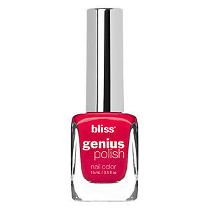 Bliss Color Genius Polish Nail Color, Strawberry Fields, .5 oz