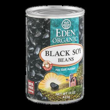 Eden Organic Black Soy Beans