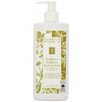 Eminence Organic Skin Care Eminence Blueberry Shimmer Body Lotion, 8-Ounce