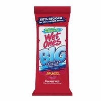 Wet Ones Big Ones Antibacterial Hand Wipes