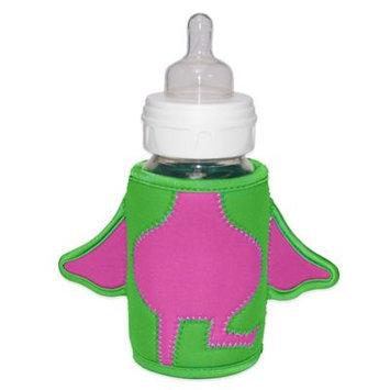 Kidkushion, Inc. Bottle-Buds Flamingo Neoprene Drink Koozie