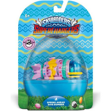 Skylanders SuperChargers Spring Ahead Dive Bomber, Multi-Colored