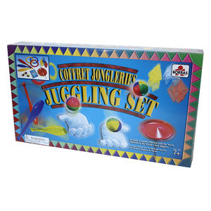 Educa Coffret Jongleries Juggling Set  Ages 7+