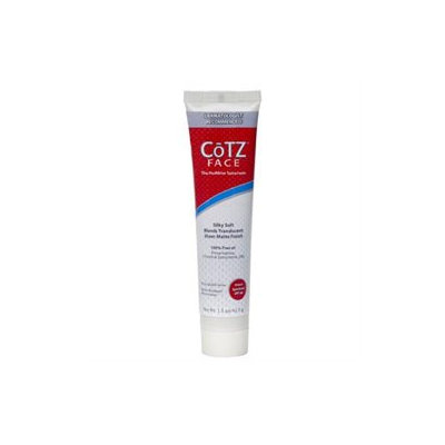 Cotz Face Natural Skin Tone SPF 40 1.5oz