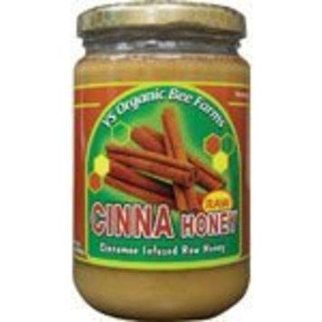 Y.S. Organic Bee Farms Raw Cinna Honey YS Eco Bee Farms 13 oz Paste