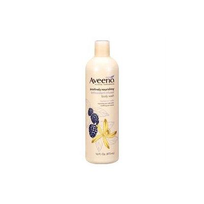 Aveeno® Active Naturals Positively Nourishing Antioxidant Infused Body Wash Blackberry Vanilla