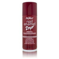 DeMert Nail Enamel Dryer Manicurist's Finishing Spray