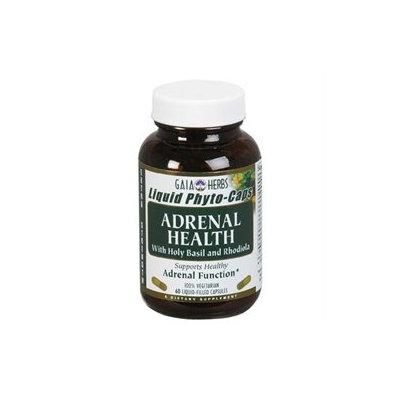Gaia Herbs Adrenal Health - 60 Liquid Capsules