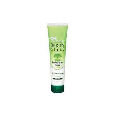 Garnier Fructis Style Pure Clean Smoothing Cream, 5.1 oz