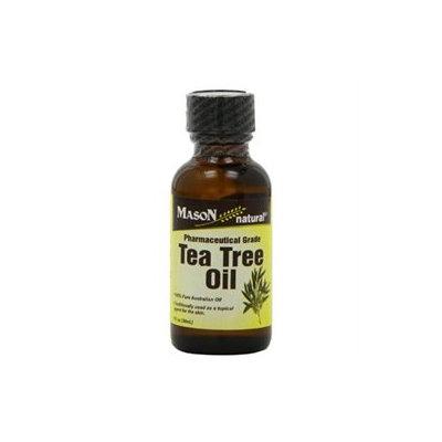 Mason Vitamins Tea Tree Oil 100 Pure Australian Oil Pharmaceutical Grade, 1-Ounce