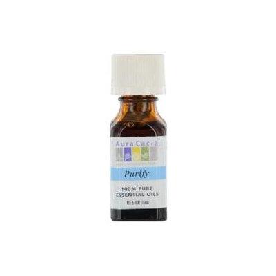 Aura Cacia Purify Essential Oil Blend 1/2 oz. bottle 191690