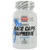 Hammer Nutrition Race Caps Supreme - Bottle of 90