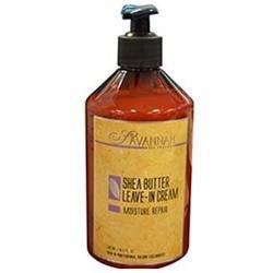 Savannah Hair Therapy Shea Butter Moisture Repair Leave-In Cream