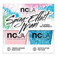 NCLA Spray Effect Nail Polish