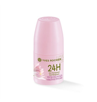 YVES ROCHER Lotus Flower from Laos 24H Deodorant Roll-On