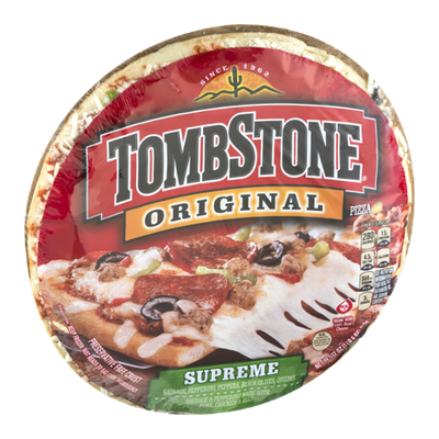 Tombstone Original Pizza Supreme