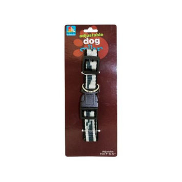 Dukeno. 039S Di078 Adjustable Dog Collar Available In A Pack Of 24