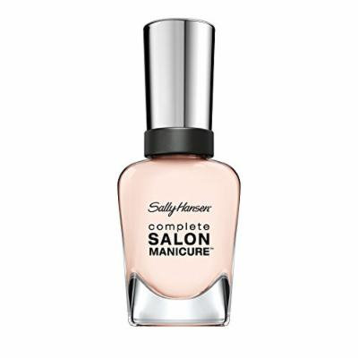 Sally Hansen Complete Salon Manicure Nail Polish, Sheer Ecstasy, 0.5 Fluid Ounce