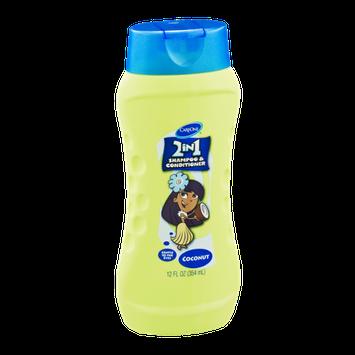 CareOne 2 in 1 Shampoo & Conditioner Coconut