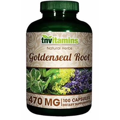 Goldenseal Root 470 Mg - 100 Capsules