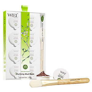 WEI Golden Root Purifying Mud Mask, 8 ea