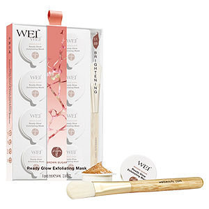 WEI Brown Sugar Ready Glow Exfoliating Mask, 8 ea