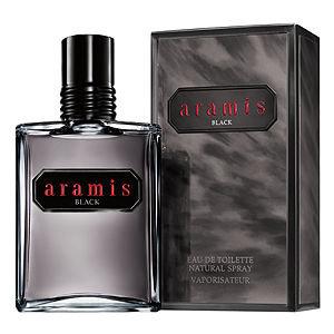 Aramis Black Eau de Toilette Spray, 3.7 oz