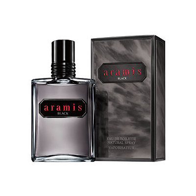 Aramis Black Eau de Toilette Spray, 3.7 oz