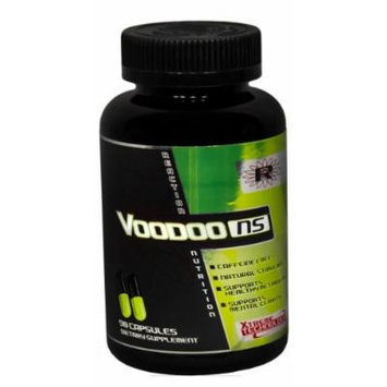 Voodoo NS - CAFFEIENE FREE Natural Stimulate to promote jitter free healthy weight loss, weight management.