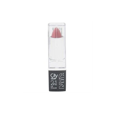 NYC City Duet 2-in-1 Lipcolor, The Red Hots, .13 oz